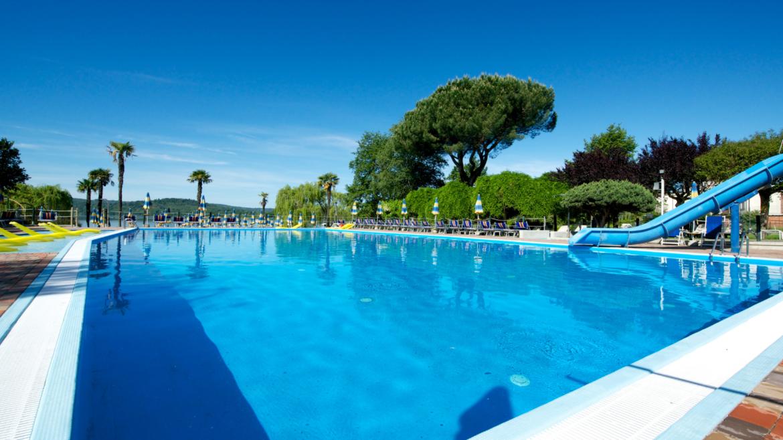 Oasi Viverone: il parco acquatico con più di 50 anni di storia